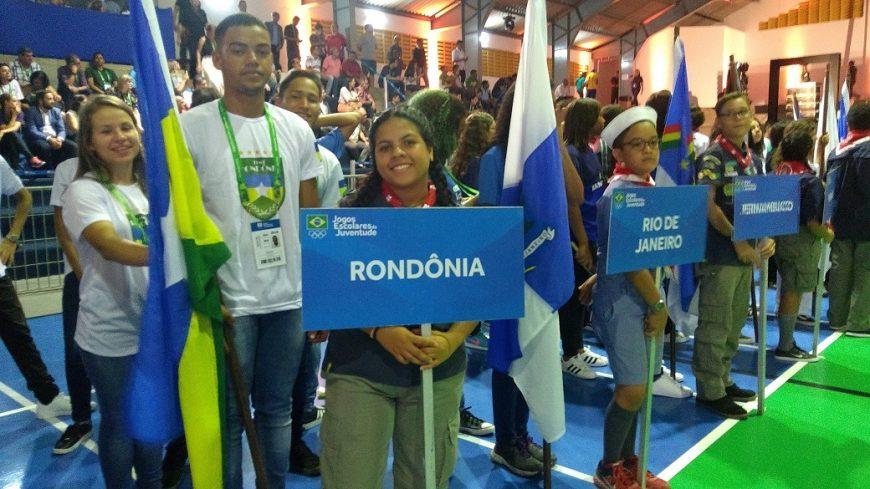 Rondônia conquista ouro no ciclismo no primeiro dia dos Jogos ... 73b222ccd0fbb