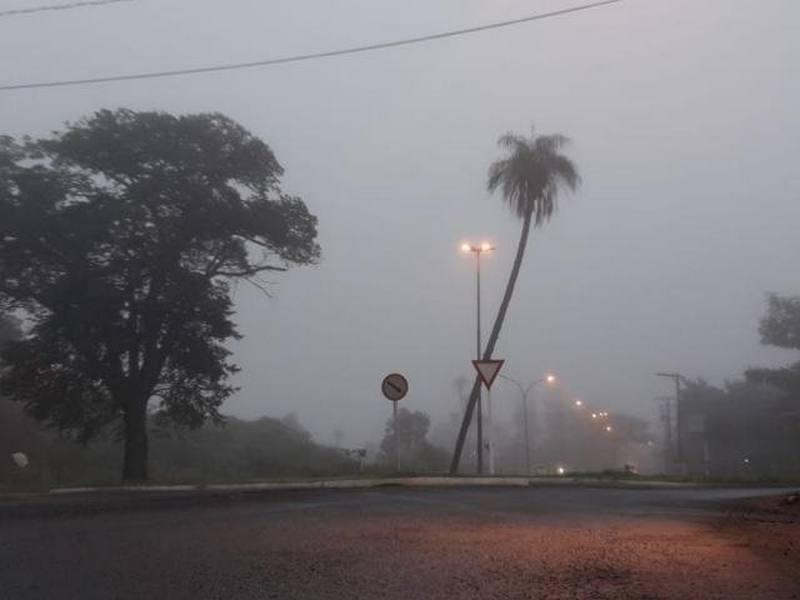 Friagem no Acre e no sul de Rondônia - Portal P1